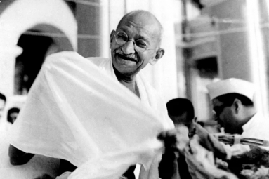 U.S. Has Largest Number of Memorials of Mahatma Gandhi