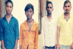 Four Accused In The Hyderabad Rape And Murder Case Shot Dead In Encounter