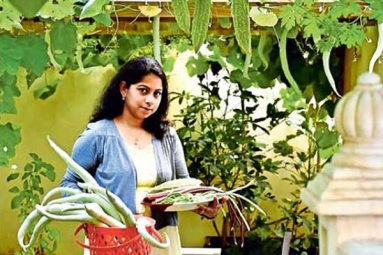 This NRI in Qatar Keen on Farming is 'Going Green'