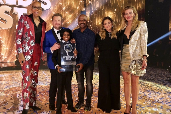 Watch: 13-Year-Old Chennai Prodigy Lydian Nadhaswaram Crowned 'The World's Best', Wins $1 Million