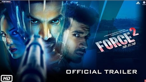 force 2 official trailer